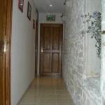 Couloir en pierre